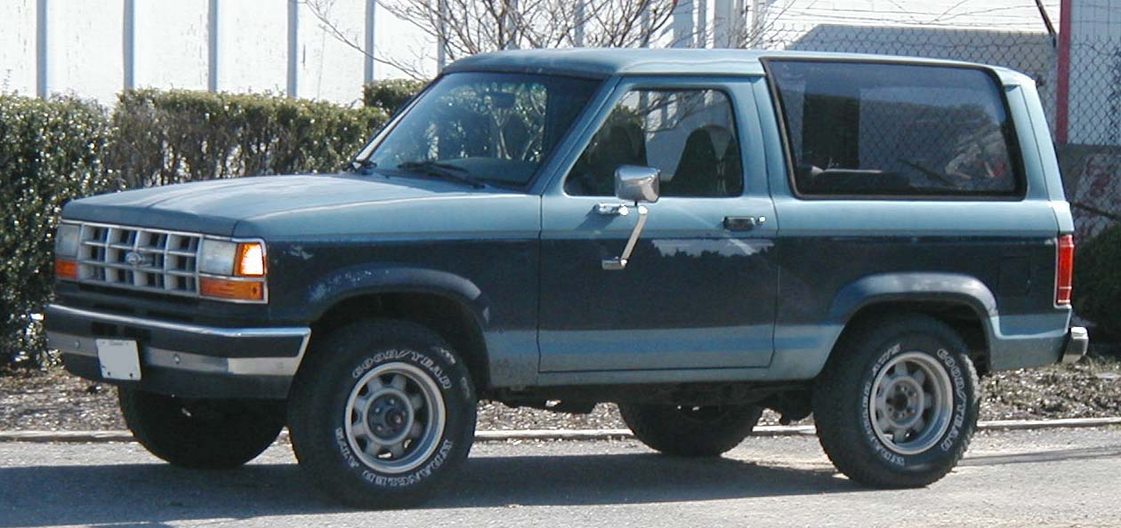 Ford Bronco 1991 foto - 3