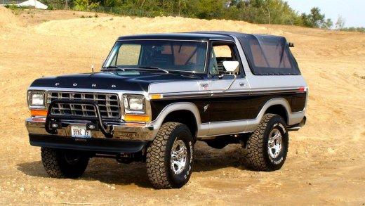 Ford Bronco 1991 foto - 5
