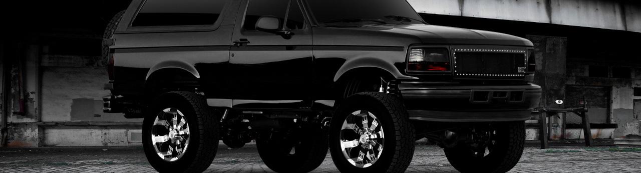 Ford Bronco 1993 foto - 2