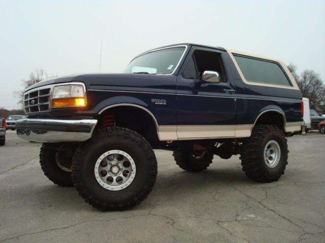 Ford Bronco 1993 foto - 4