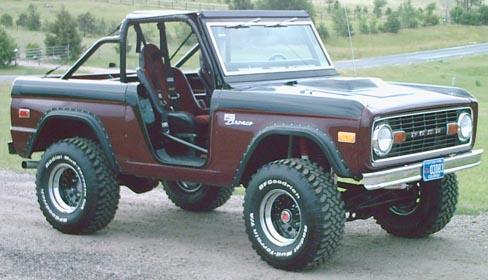 Ford Bronco 1993 foto - 5