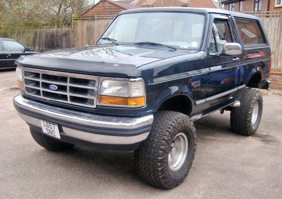 Ford Bronco 1994 foto - 1