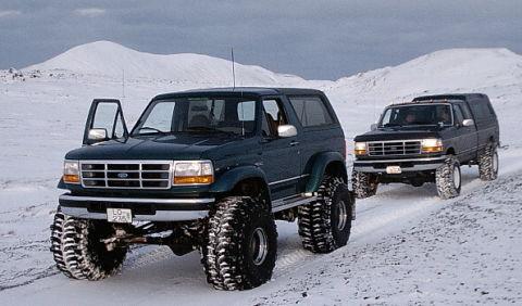 Ford Bronco 1996 foto - 1