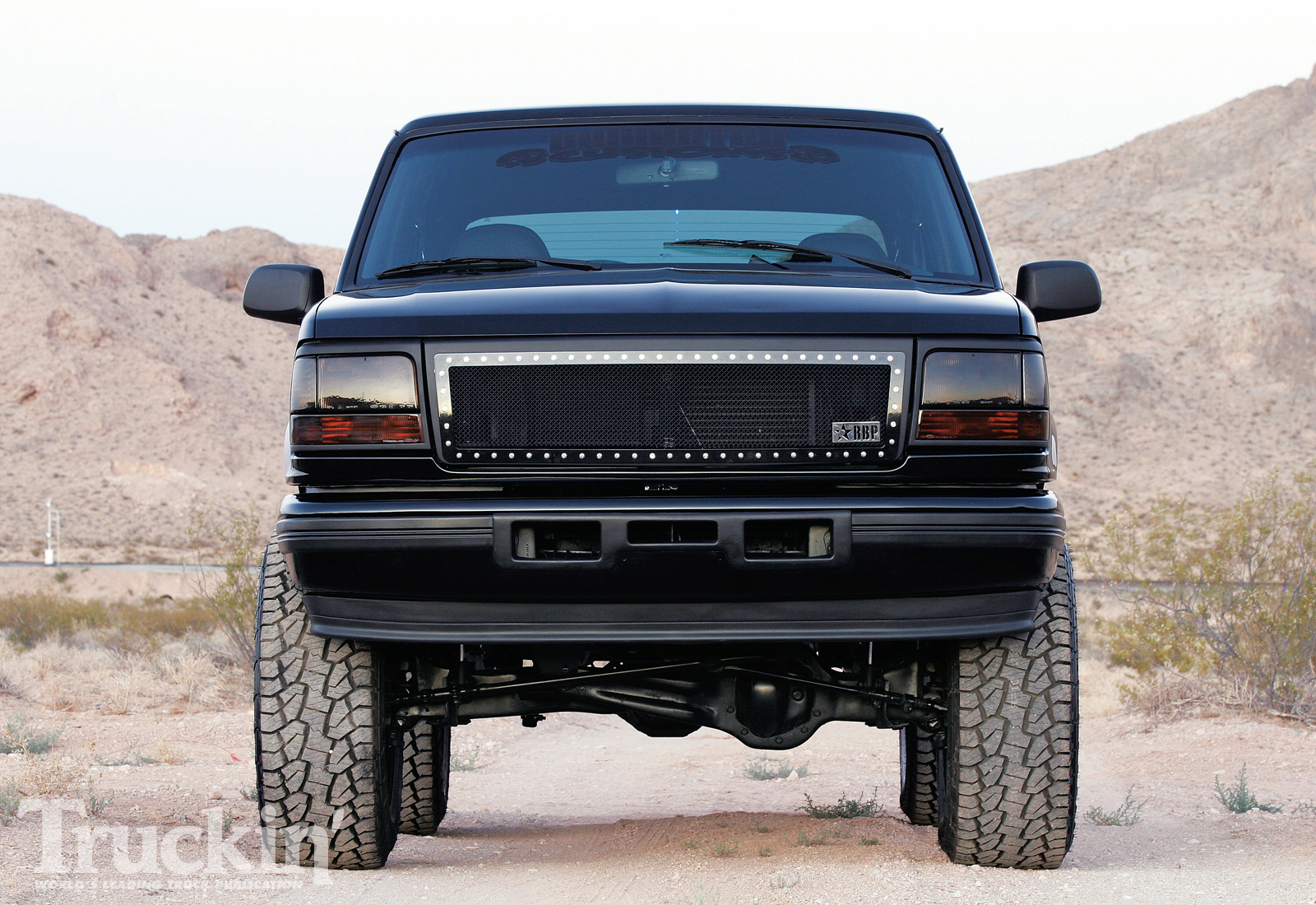 Ford Bronco 1997 foto - 3