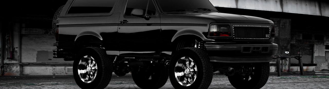 Ford Bronco 1997 foto - 4