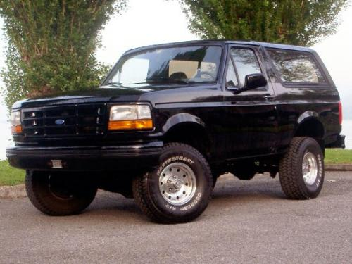 Ford Bronco 1997 foto - 5