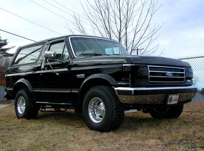 Ford Bronco 1999 foto - 1
