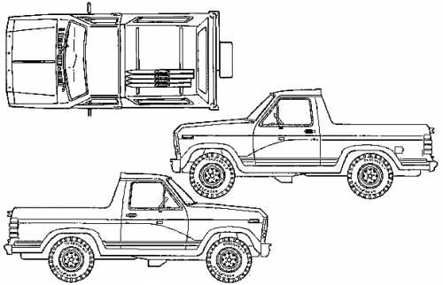 Ford Bronco 2000 foto - 3