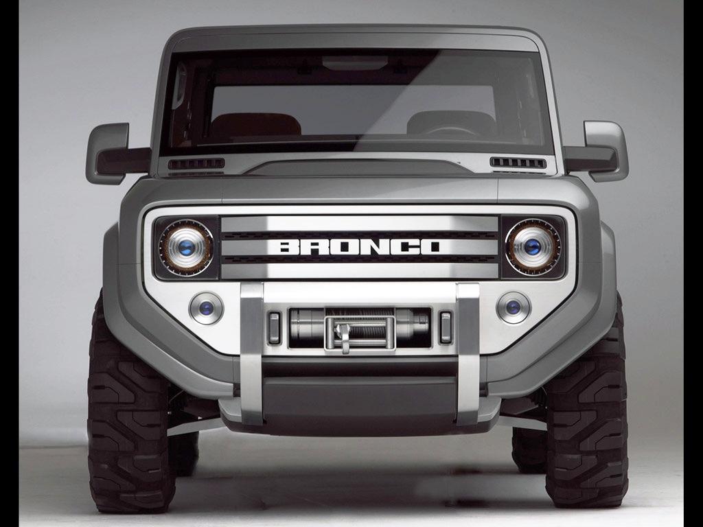 Ford Bronco 2004 foto - 4