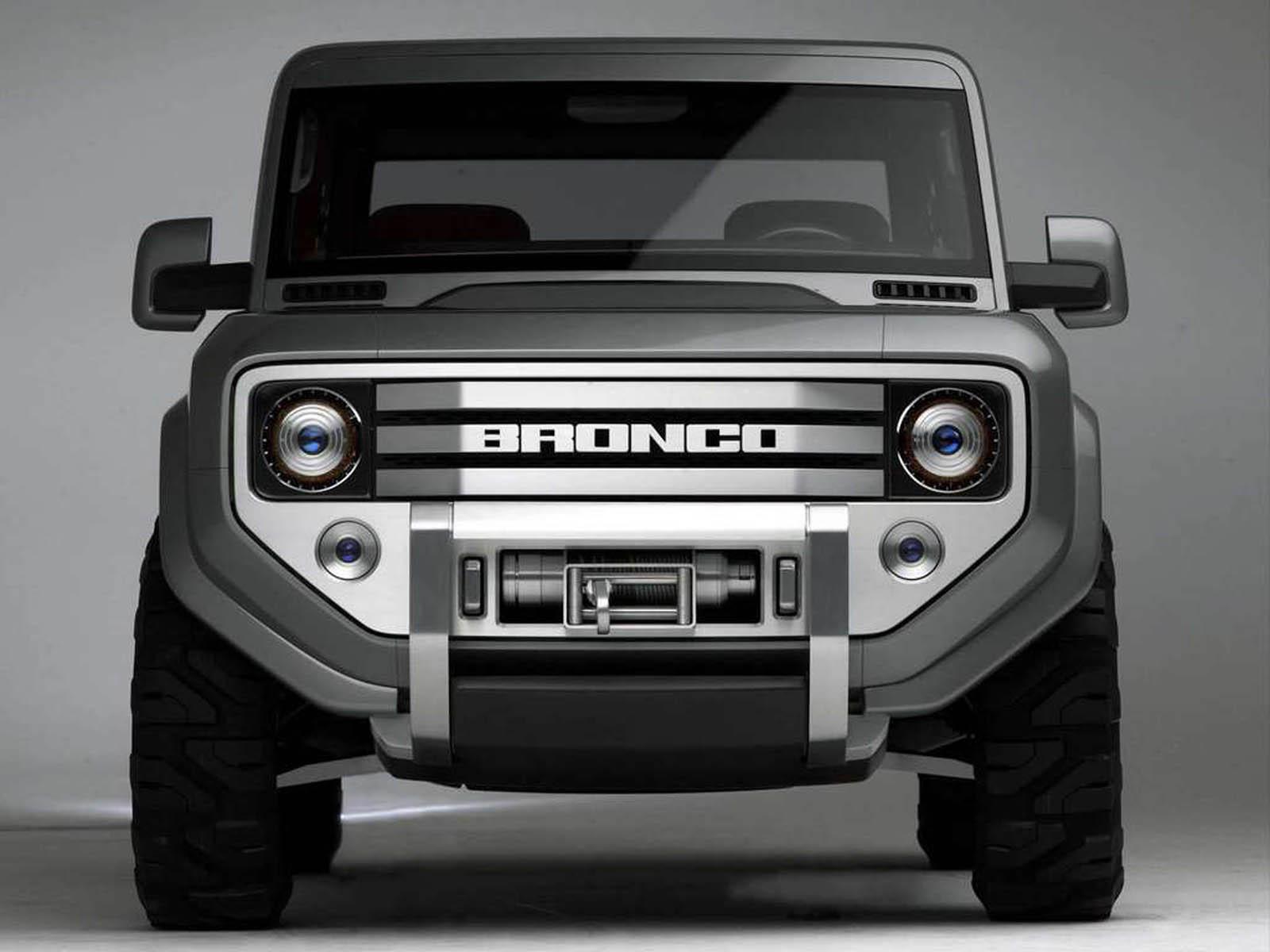Ford Bronco 2004 foto - 5