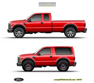 Ford Bronco 2010 foto - 1