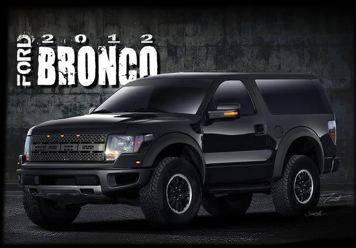 Ford Bronco 2012 foto - 3