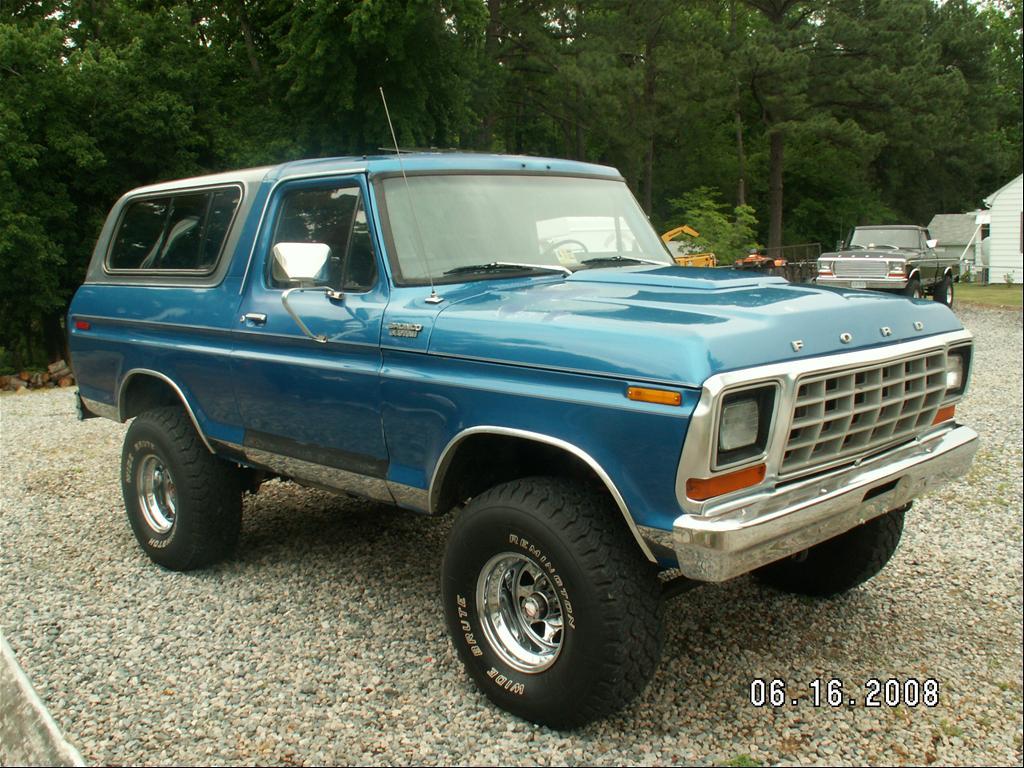 Ford Bronco 2012 foto - 4