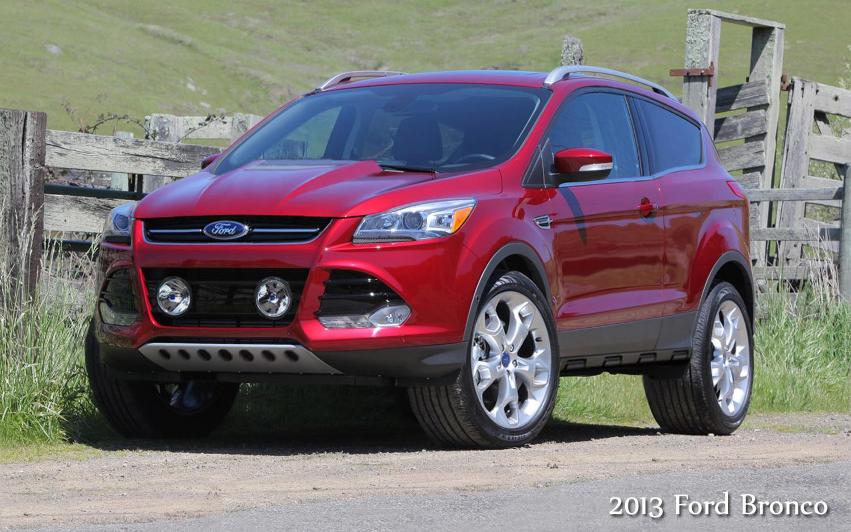 Ford Bronco 2014 foto - 2