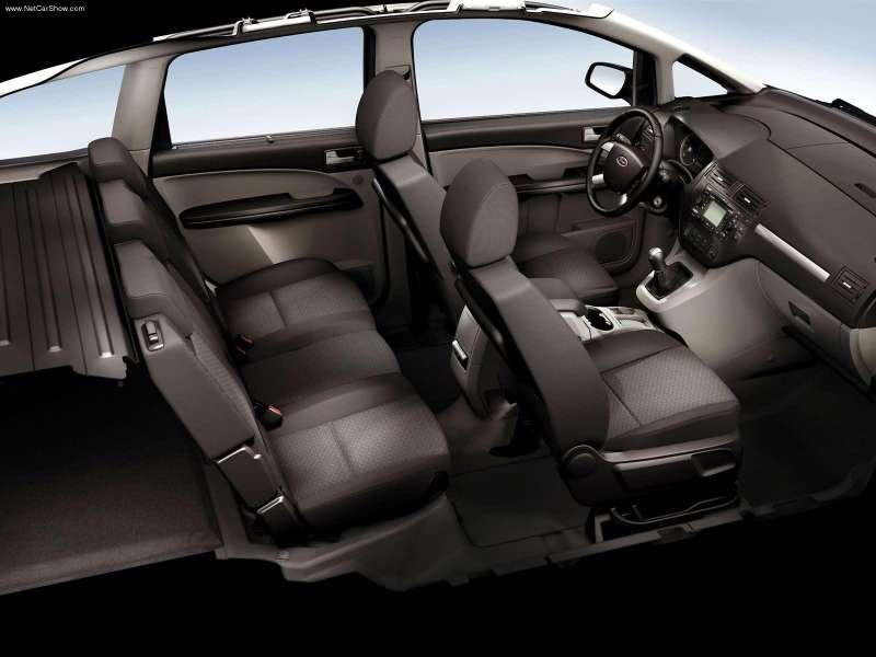 Ford C-max 2003 foto - 5
