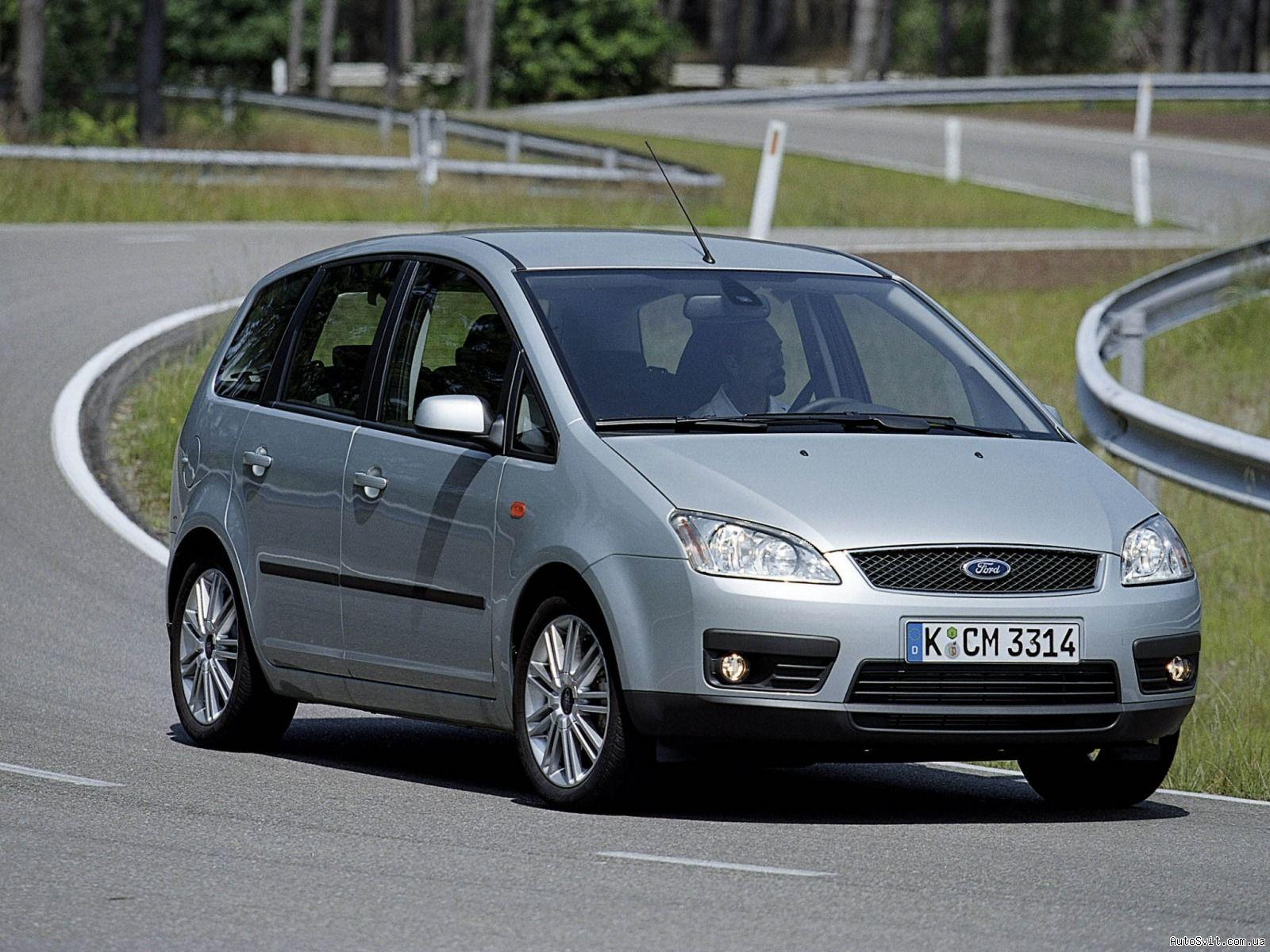 Ford C-max 2005 foto - 3