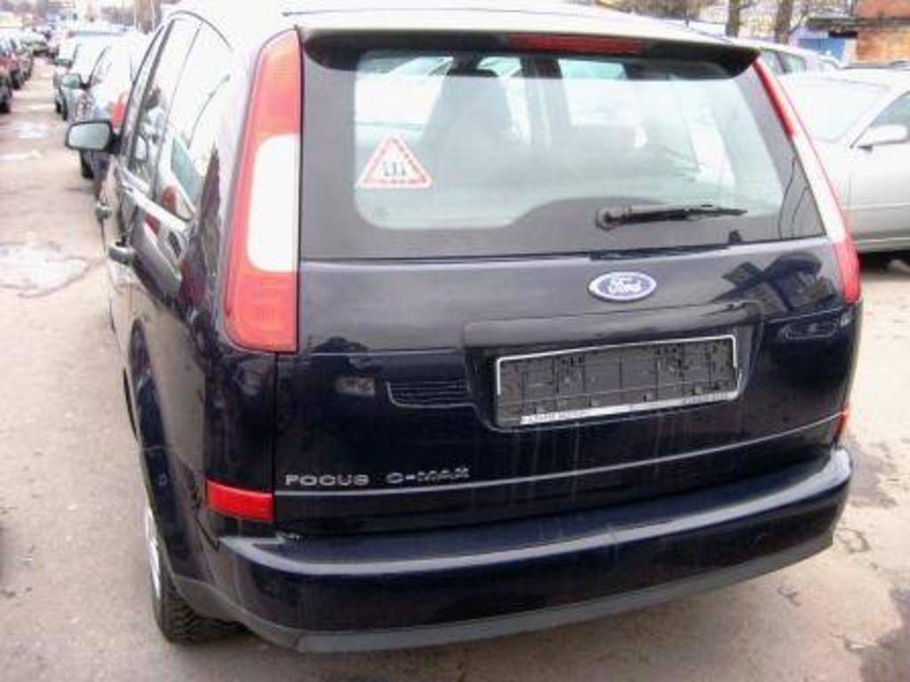 Ford C-max 2006 foto - 1