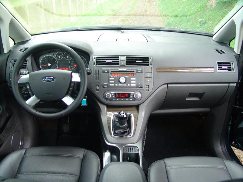 Ford C-max 2008 foto - 1