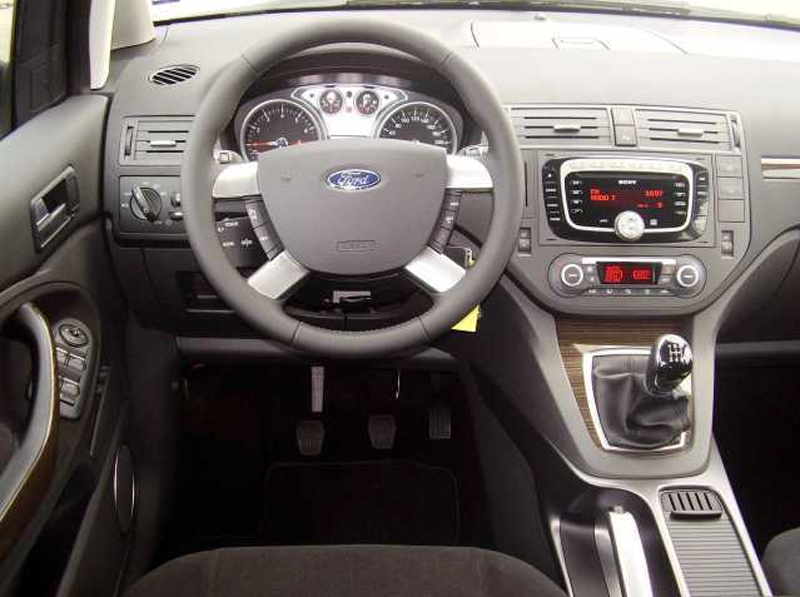 Ford C-max 2008 foto - 2