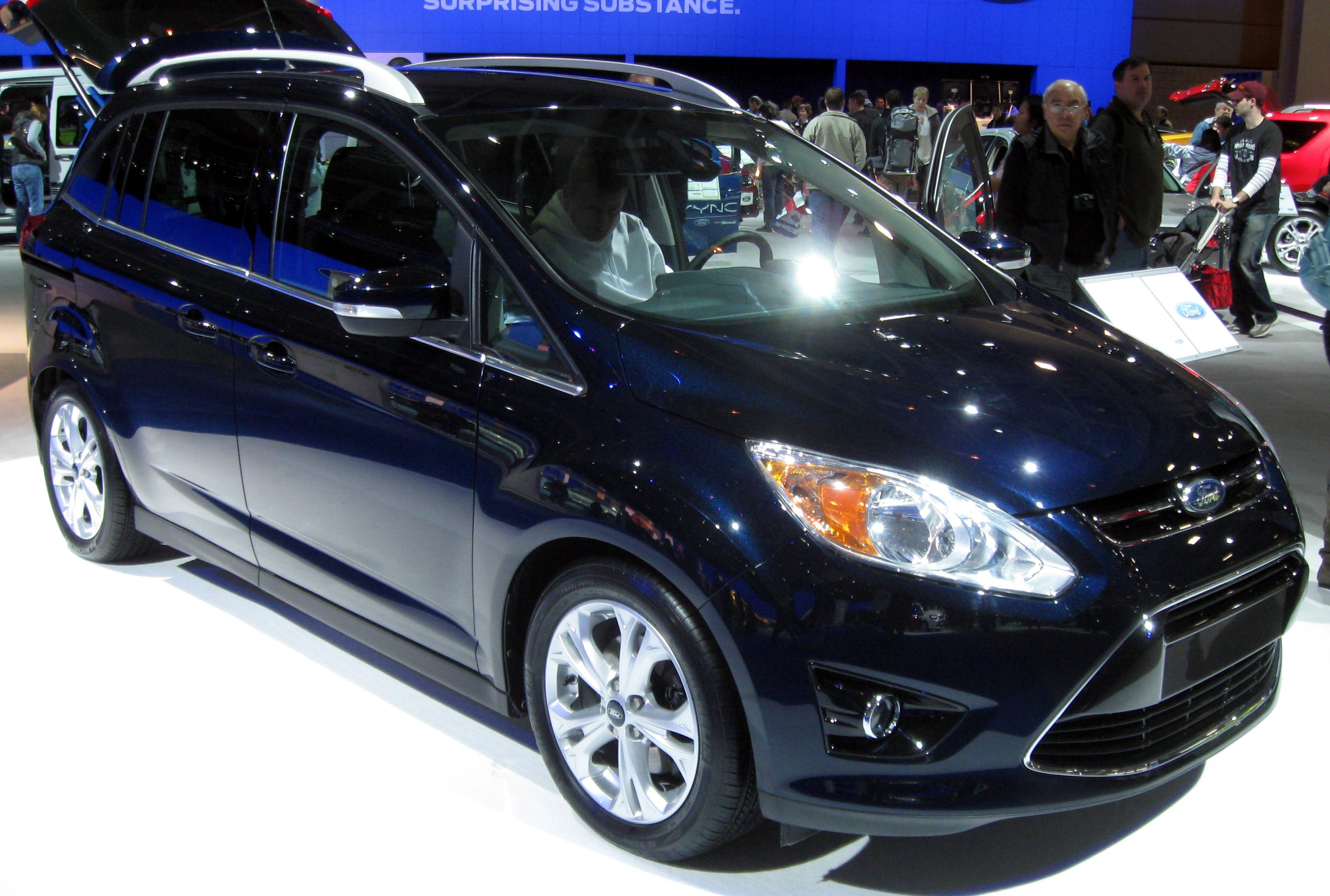 Ford C-max 2011 foto - 2