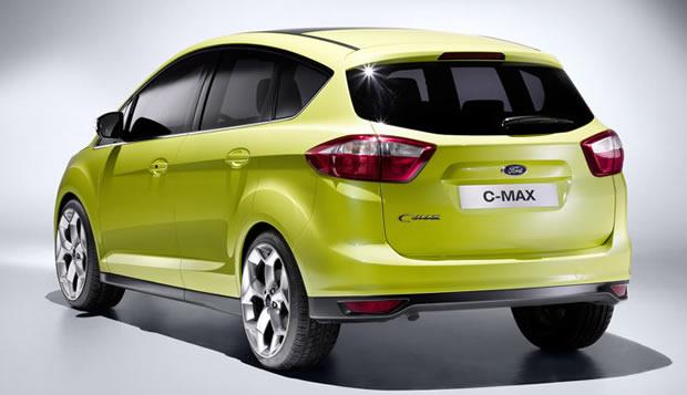 Ford C-max 2011 foto - 3