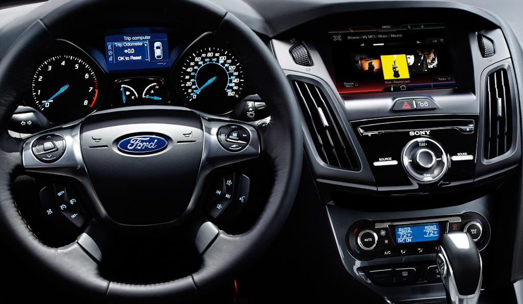 Ford C-max 2012 foto - 1