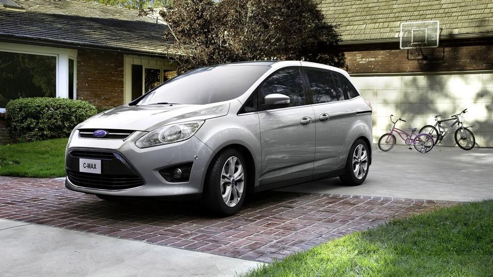 Ford C-max 2012 foto - 3