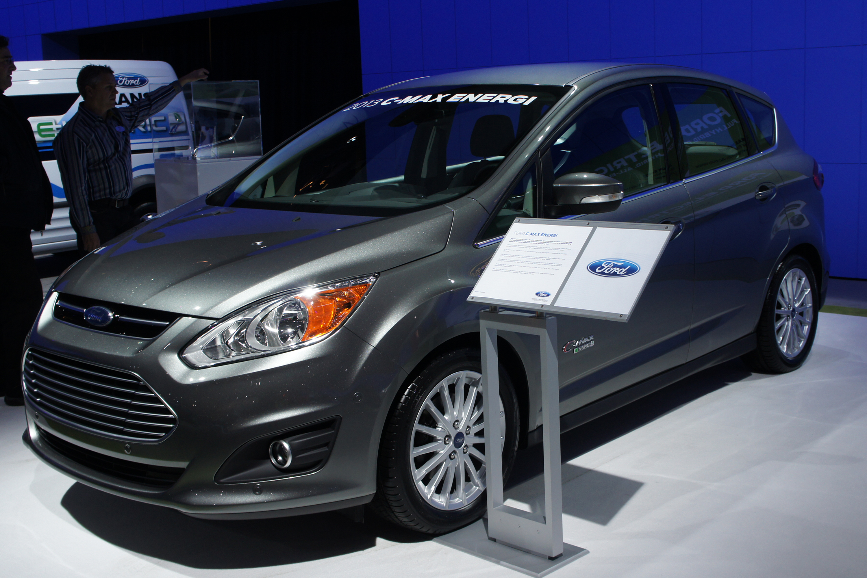 Ford C-max 2012 foto - 4