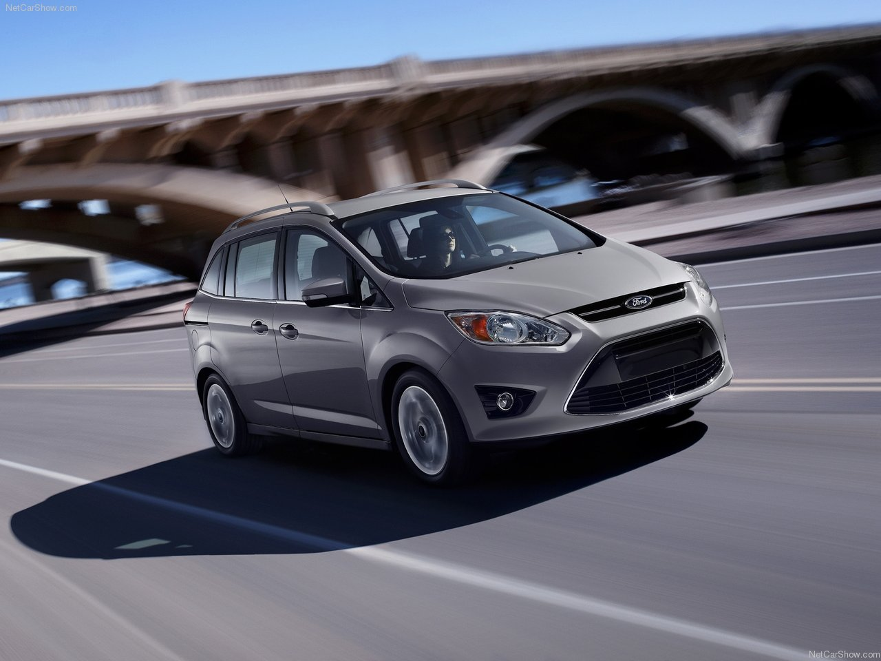 Ford C-max 2012 foto - 5