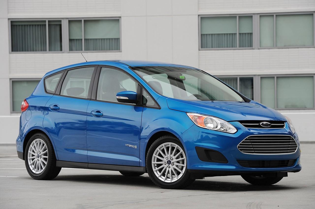 Ford C-max 2013 foto - 3