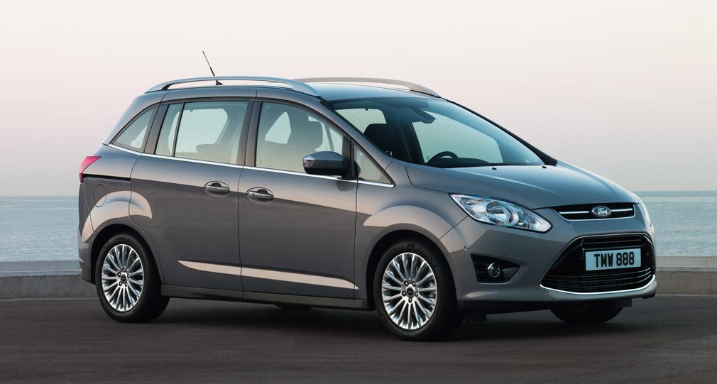 Ford C-max 2014 foto - 2