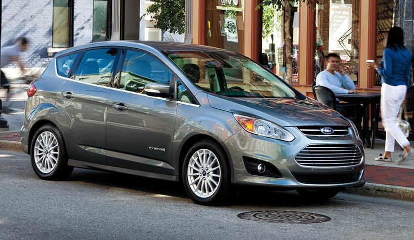 Ford C-max 2014 foto - 3