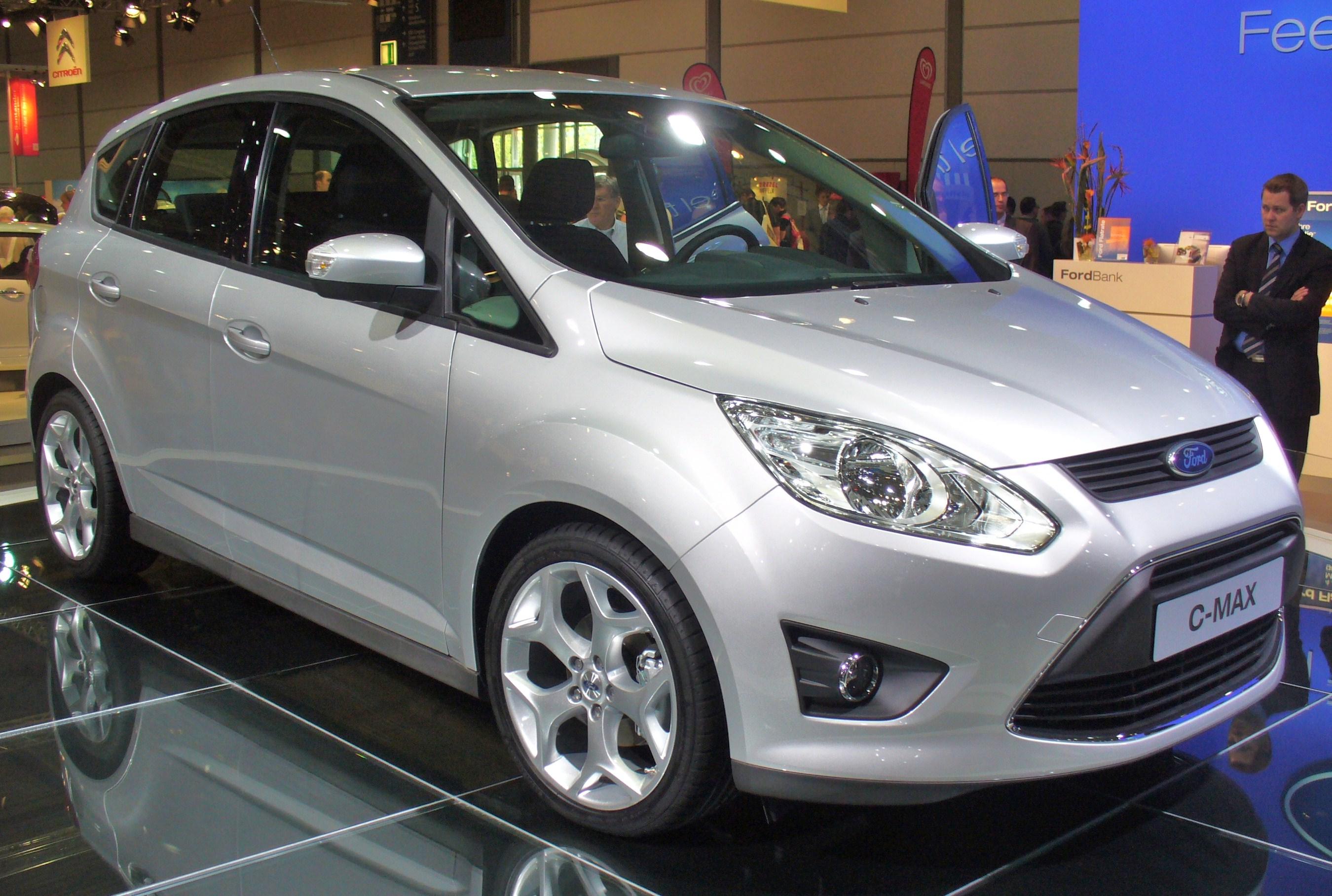Ford C-max 2015 foto - 1