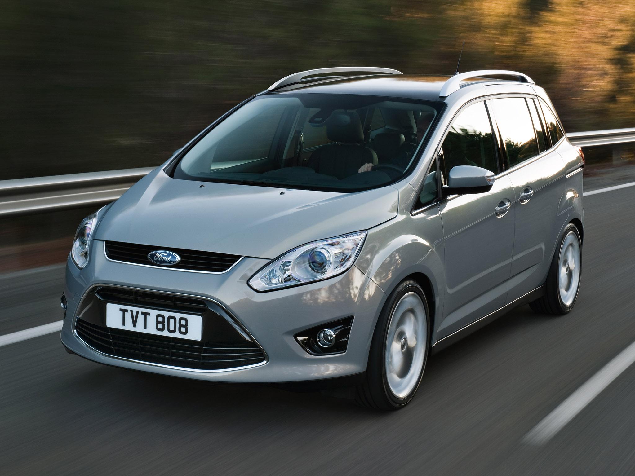 Ford C-max 2015 foto - 2