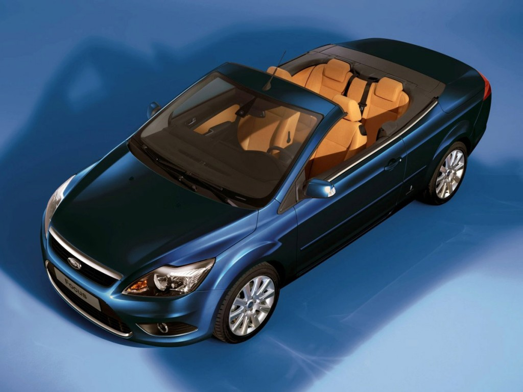 Ford Cabriolet 2014 foto - 1
