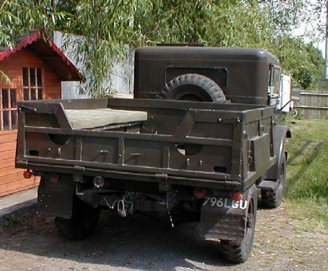 Ford Canada 1943 foto - 4