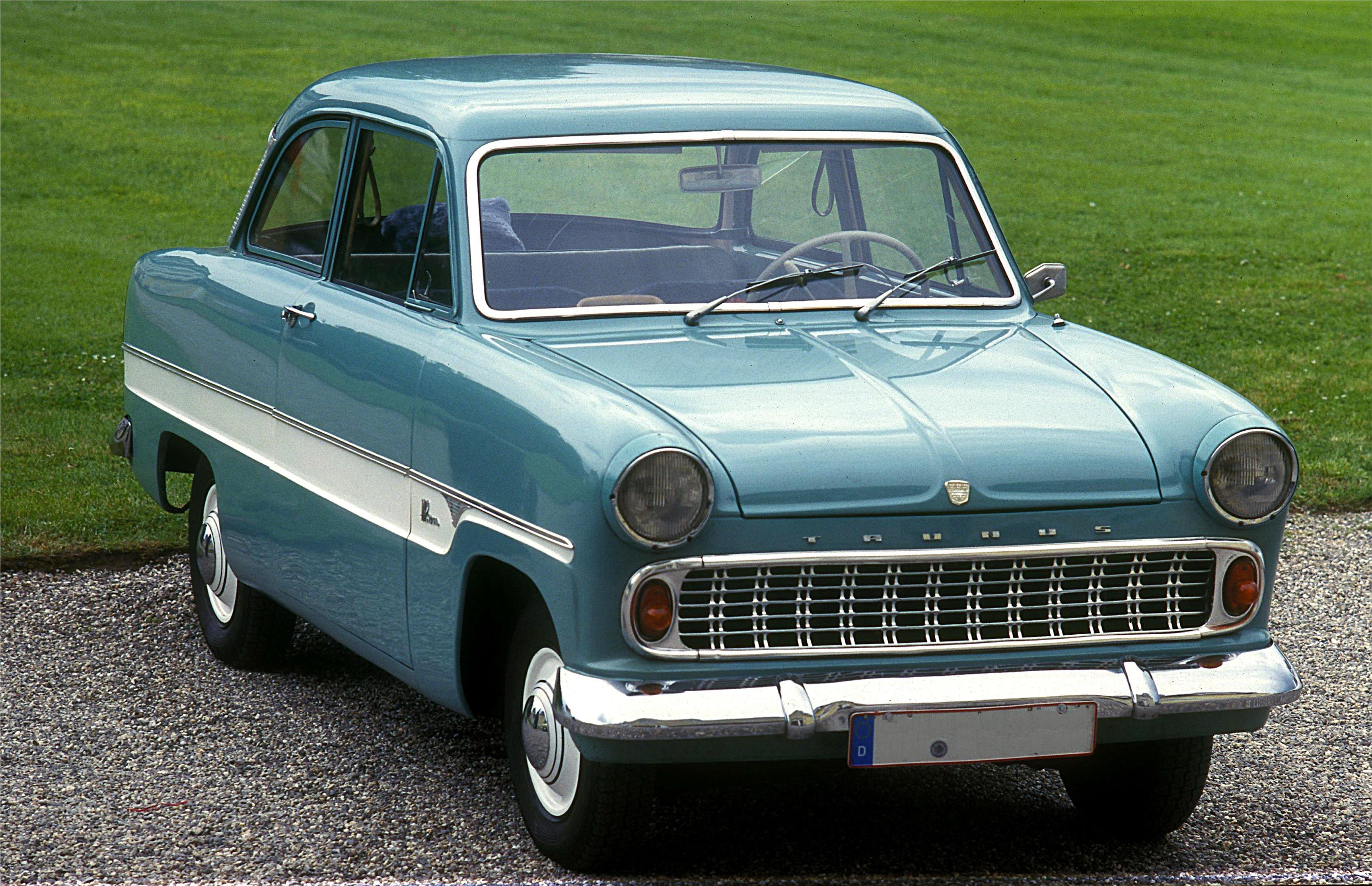 Ford Capri 1962 foto - 1