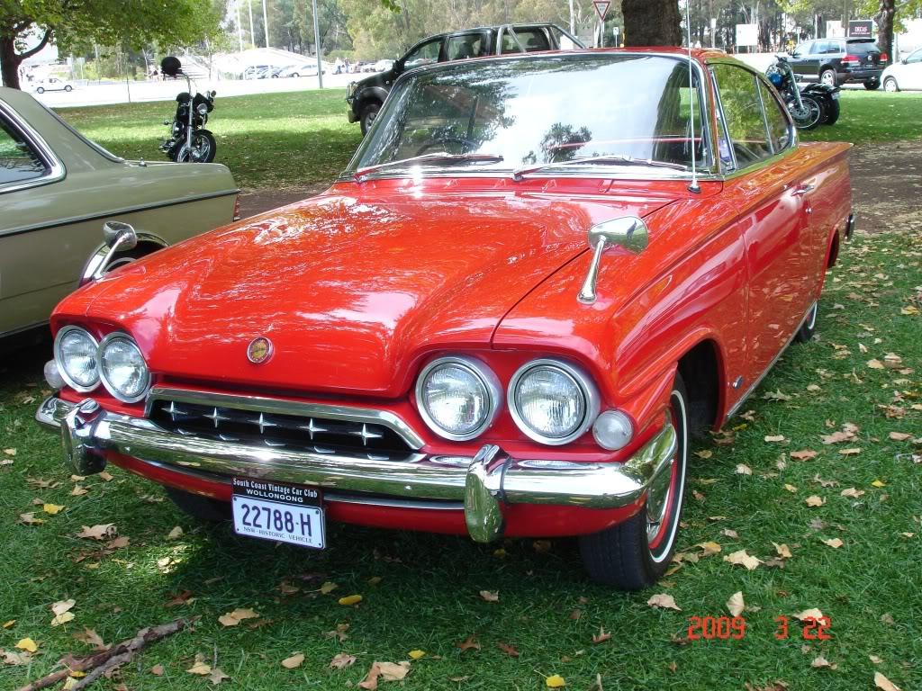 Ford Capri 1962 foto - 4