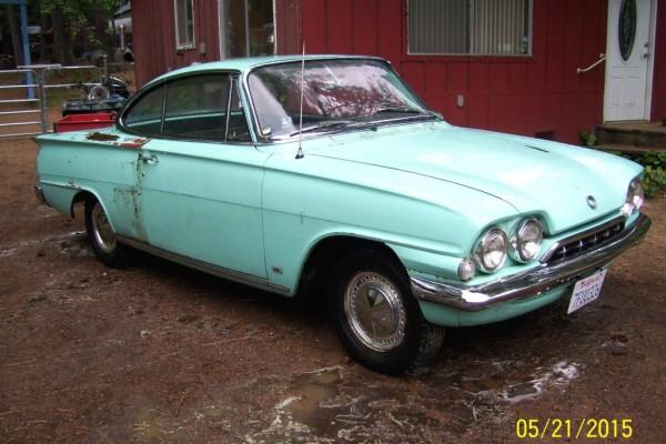 Ford Capri 1962 foto - 5