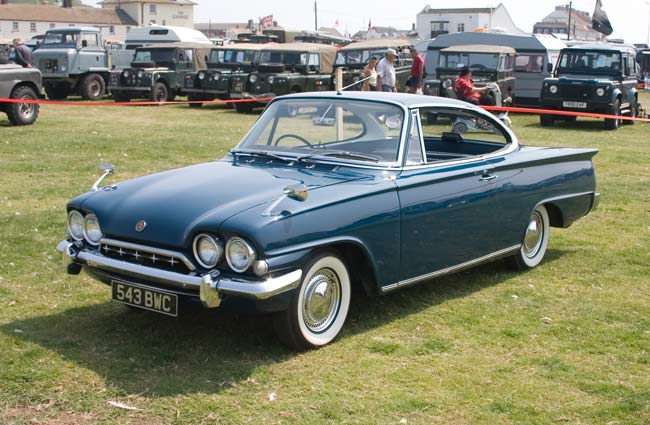 Ford Capri 1963 foto - 4