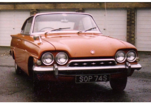 Ford Capri 1963 foto - 5