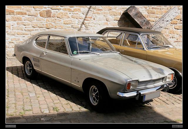 Ford Capri 1968 foto - 1