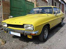 Ford Capri 1970 foto - 1