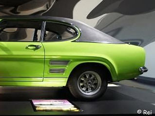 Ford Capri 1972 foto - 3