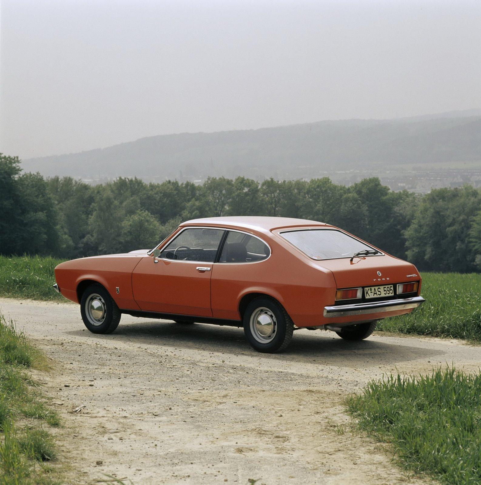 Ford Capri 1974 foto - 5