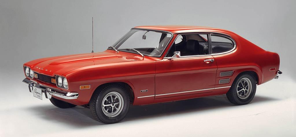 Ford Capri 1977 foto - 4