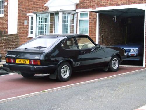 Ford Capri 1982 foto - 4