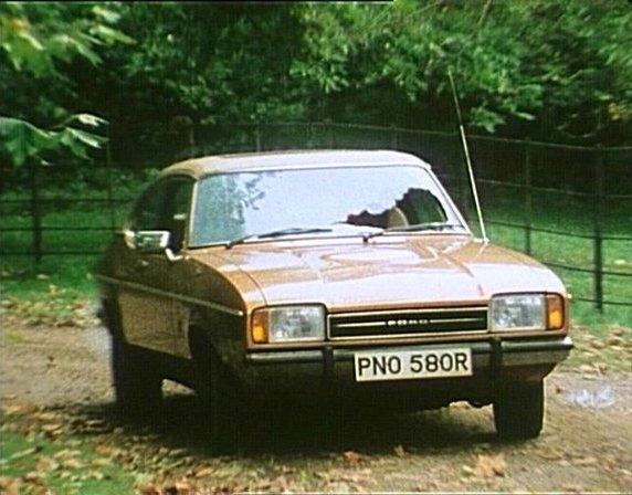 Ford Capri 1983 foto - 5