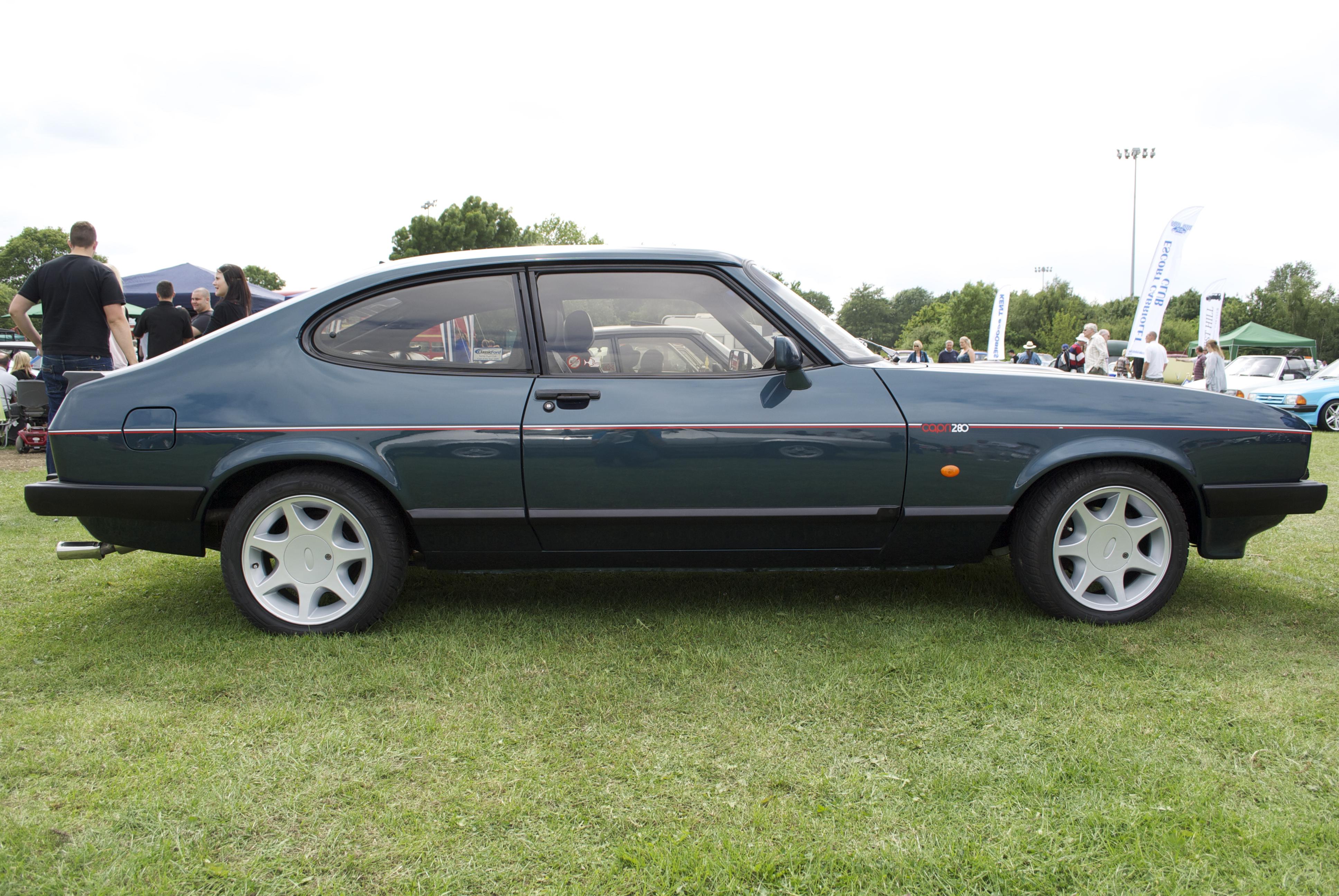 Ford Capri 1987 foto - 2