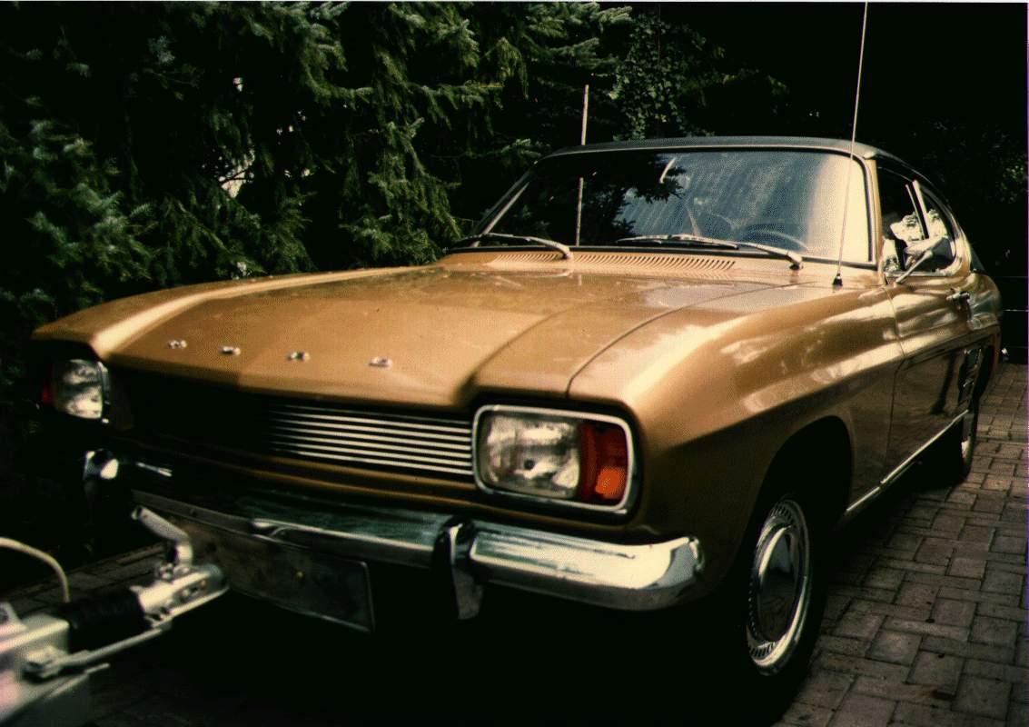 Ford Capri 1987 foto - 4